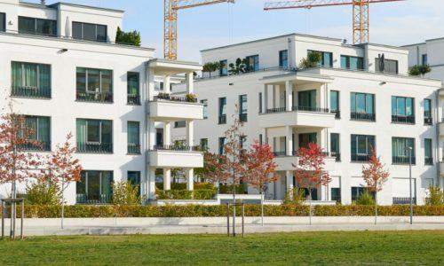 Bau in Wien